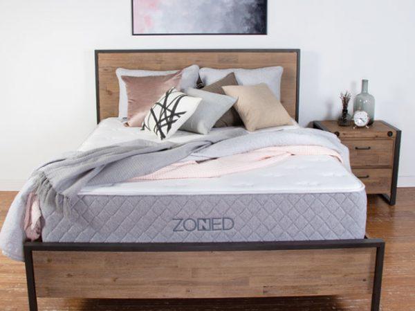 zoned mattress